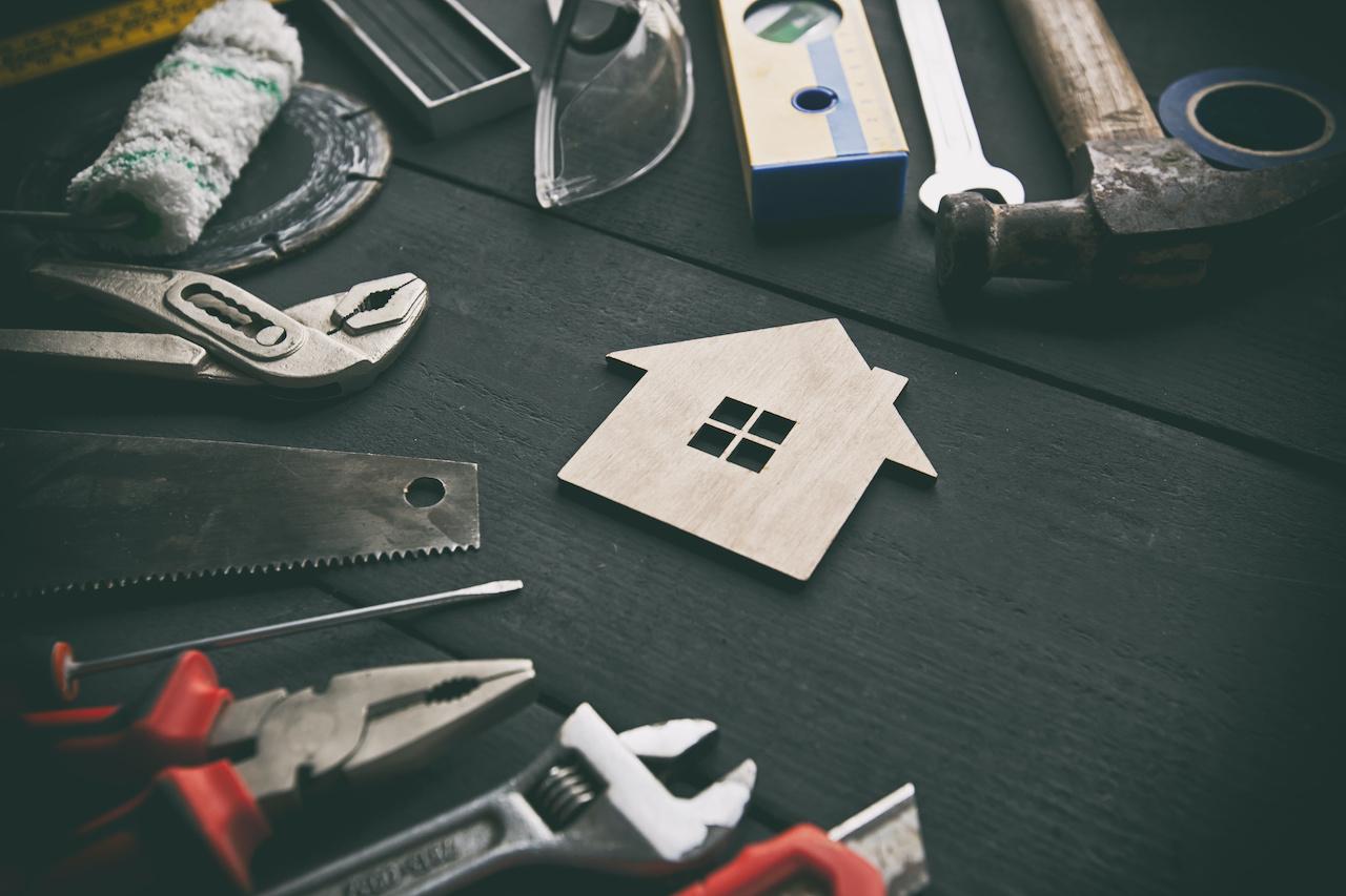 maison bois outillage